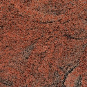 Red Multicolor Polished Granite