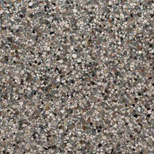 Terrazzo Stone Grijs Gezoet Composiet Vloertegel