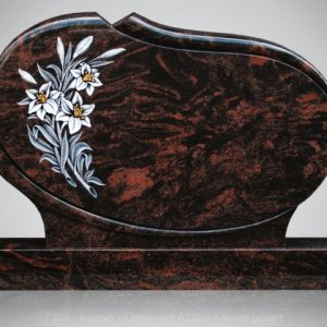 7209 - Aurindi - Ornament A2005