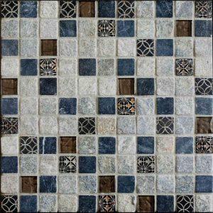 Arabic Nights Mosaics Bagdad Decortegel