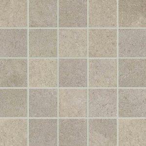 Bits Mosaico Pearl Grey Decortegel