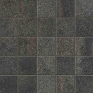 Bits Mosaico Pitch Black Decortegel