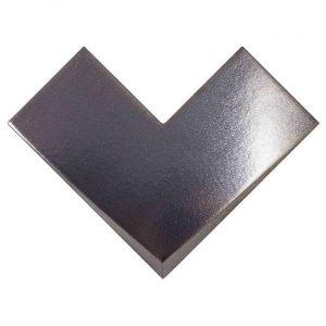 Cosmo Vee Steel Decortegel