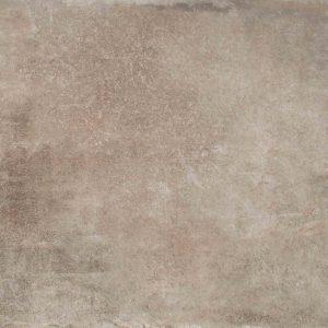 French Vintage Sand Tumbled Keramiek Tuintegel