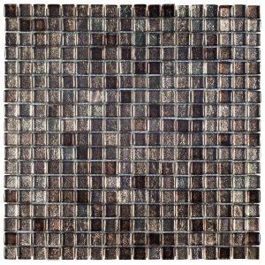 Glasmozaïek New San Marco Dark Grey Decortegel