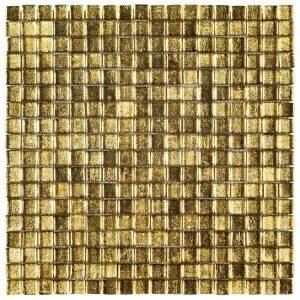 Glasmozaïek New San Marco Gold Decortegel