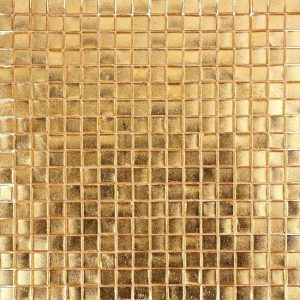 Glasmozaïek San Marco Gold Decortegel