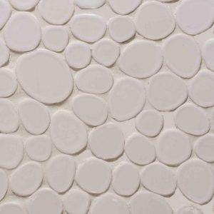 Glazed Ceramic Mosaics Miami Bubbles Decortegel