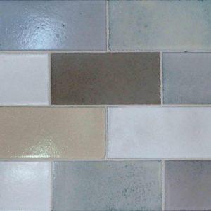 Glazed Lava Mosaics Sri Lanka Large Decortegel