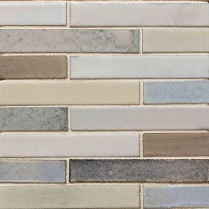 Glazed Lava Mosaics Sri Lanka Medium Decortegel