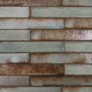 Glazed Lava Mosaics Zanzibar Medium Decortegel