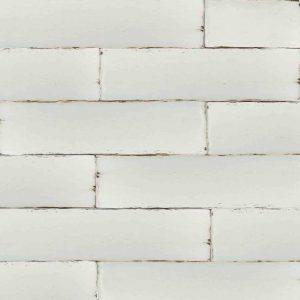 Pocco Vecchio Vintage White Keramiek Wandtegel