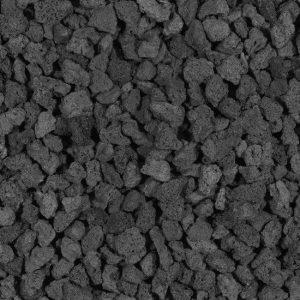 Natuurstenen Lava Black Tobacco Split