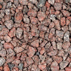 Natuurstenen Granito Rosso Split