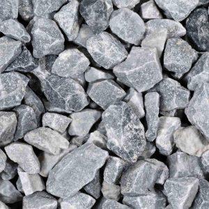 Natuurstenen Icy Blue Brokjes