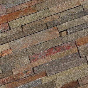 Natuurstenen Stone Panels Rusty Quartzite