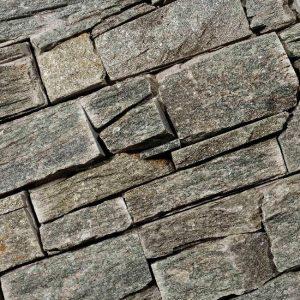 Natuurstenen Stone Panels Rustic Silver