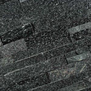 Stone Panels Black Quarzite Decortegel