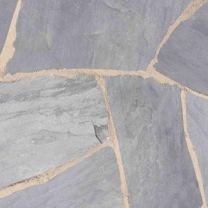 Flagstones Kandla Grey Kwartsiet Natuursteen